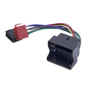 DIN ISO Cavo connettore cablaggio autoradio per coreana Auto Adattatore Radio