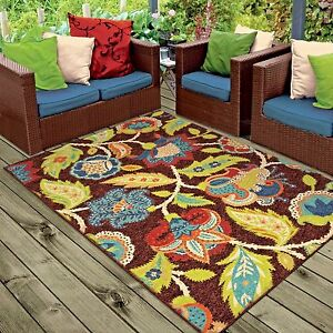 Attrayant Image Is Loading RUGS AREA RUGS OUTDOOR RUGS INDOOR OUTDOOR RUGS