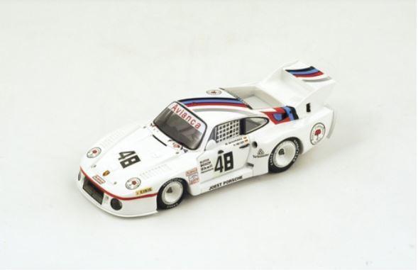 compras de moda online Porsche 935 - M. M. M. De Narvaez Heyer Johansson - 1st 12h Sebring 1984  48 - Spark  Hay más marcas de productos de alta calidad.
