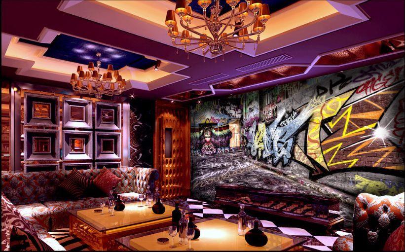 3D Graffiti 3570 Parete Murale Foto Carta da parati immagine sfondo muro stampa