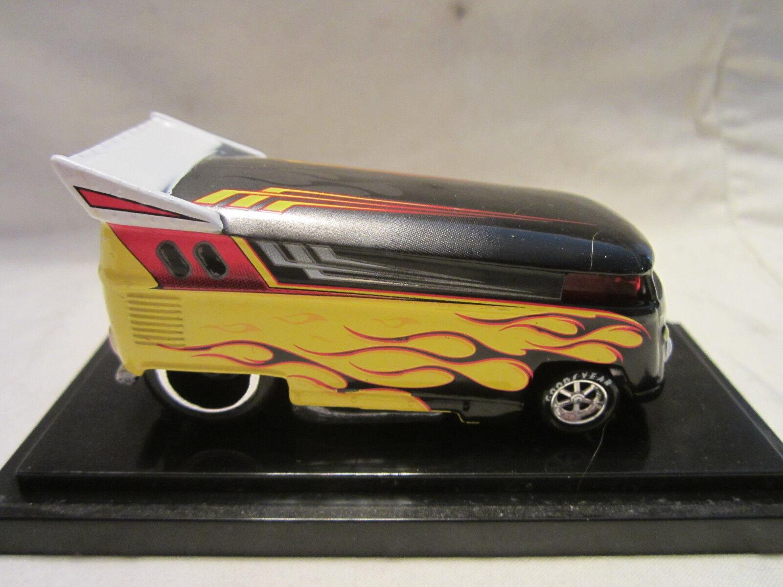 Hot Wheels Liberty Promotions Superflames Ser 3 hot Stuff VW DRAG BUS  1000