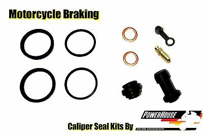 Honda XR125 XR125L XR-125-L-A LA 2010 10 front brake caliper seal repair kit
