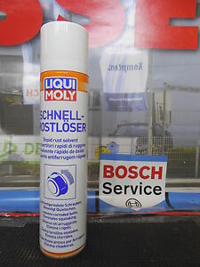 Sport 9x Liqui Moly Schnell-rostlöser Fast-rust-dissolver 1612 Dose Aerosol 300 Ml