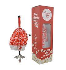 POPCORNLOOP Popcornmaker Popcornzubereiter Popcornmaschine mit Herzchenmotiv!!!!