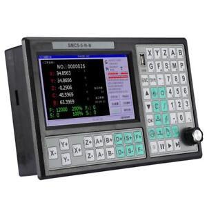 CNC-5-Axis-Motion-Controller-Offline-CNC-Controller-500KHz-Replace-Mach-3-USB-JS