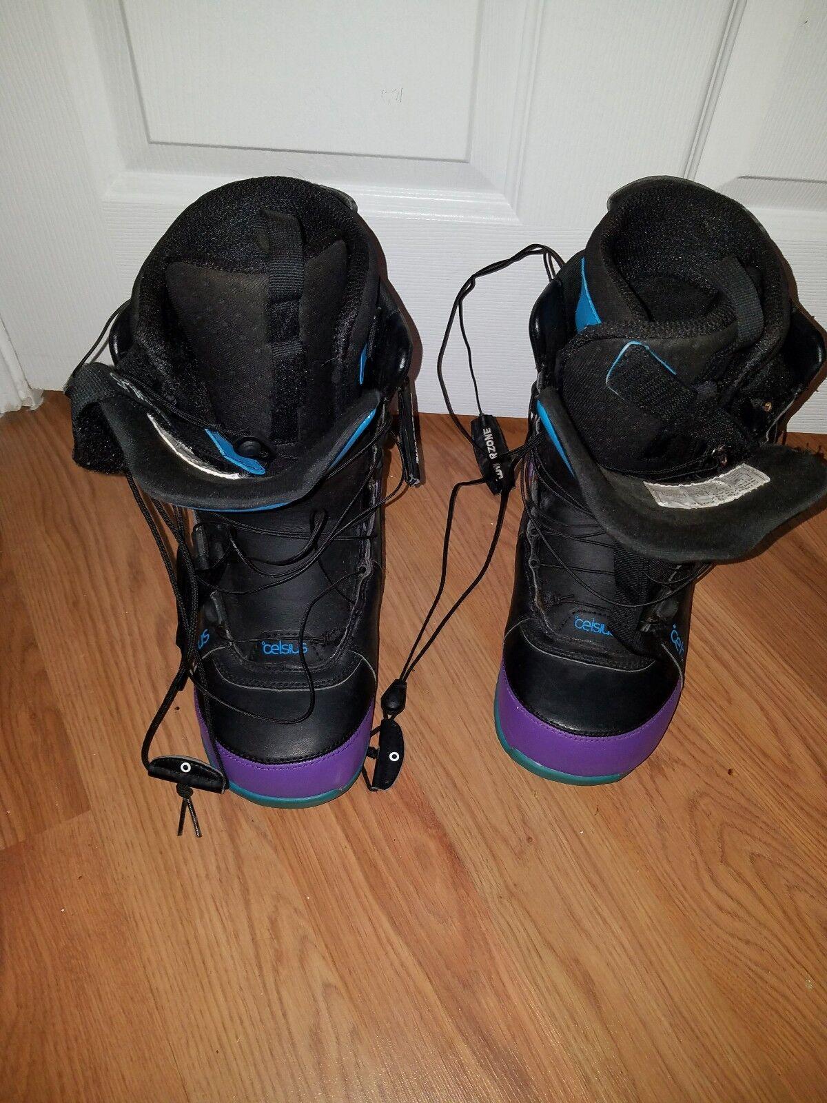 Celsius cirrus O Zone Snow Boots