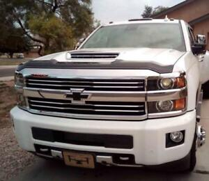 Image Is Loading Bug Shield Protector 2017 2019 Silverado 2500 3500
