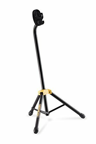 Hercules DS520B Trombone Stand with Tripod Base & Auto-Grab Feature