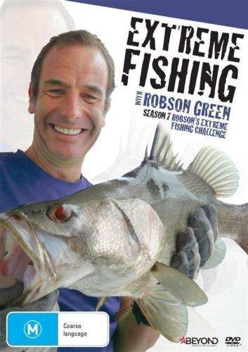1 of 1 - Extreme Fishing With Robson Green - Robson's Extreme Fishing Challenge : Season