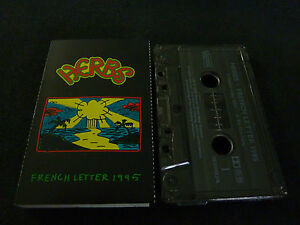 HERBS-FRENCH-LETTER-1995-ULTRA-RARE-NEW-ZEALAND-CASSINGLE