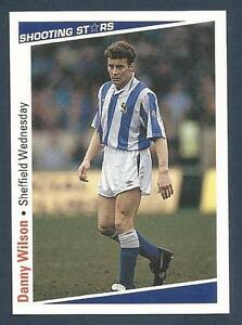 SHOOTING-STARS-1991-92-263-SHEFFIELD-WEDNESDAY-NORTHERN-IRELAND-DANNY-WILSON