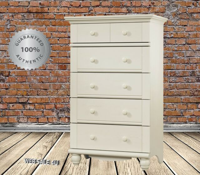 Attraction Design Wood Antique 5 Drawer For Sale Online Ebay