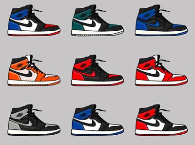Sneaker Entourage