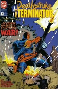 Deathstroke-Vol-1-The-Terminator-3-Near-Mint-NM-DC-Comics-MODERN-AGE