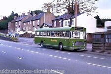 Crosville SJA386K Frodsham 03/10/73 Bus Photo