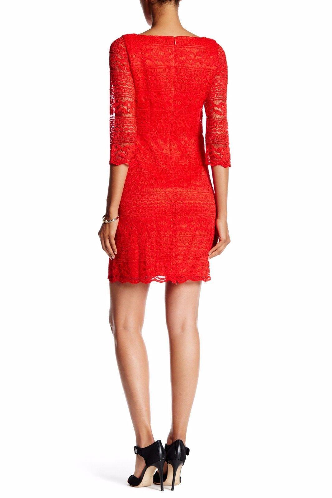 Eliza Eliza Eliza J 3 4 Length Sleeve Sheath Dress (size 14 ) e15cbe