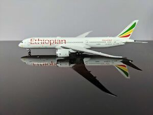 "1:400 NG ETHIOPIAN B787-9 Dreamliner ET-AUP ""London"""