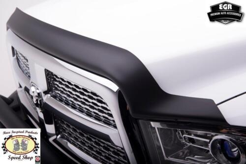 EGR Superguard Matte No Drill Bug Shield Fits 2010-2018 Dodge Ram 3500 302855