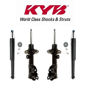 KYB Front and Rear Shock Absorber Kit