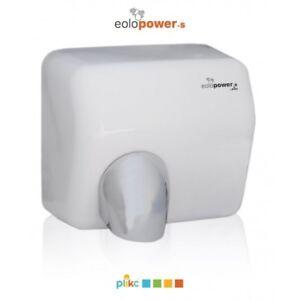 EOLO POWER-S - Asciugamani elettrico a fotocellula - PLIKC