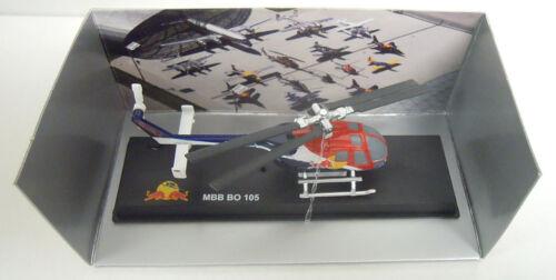 1//90 Ho,Modelo a Escala,*Nuevo* Aprox Mbb Bo 105 The Flying Bulls,New Ray