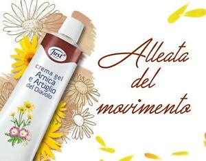 Crema gel Arnica e Artiglio del Diavolo 100ml - JUST - CONTUSIONI - LIVIDI