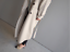 Womens-Winter-Wool-Blend-Lapel-Collar-Trench-Coat-Belted-Oversize-Jacket-Outwear thumbnail 9