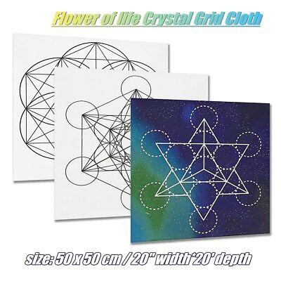 Carved Sacred Geometry Healing Stone Crystal E0308 SHUNGITE Pyramid M S L