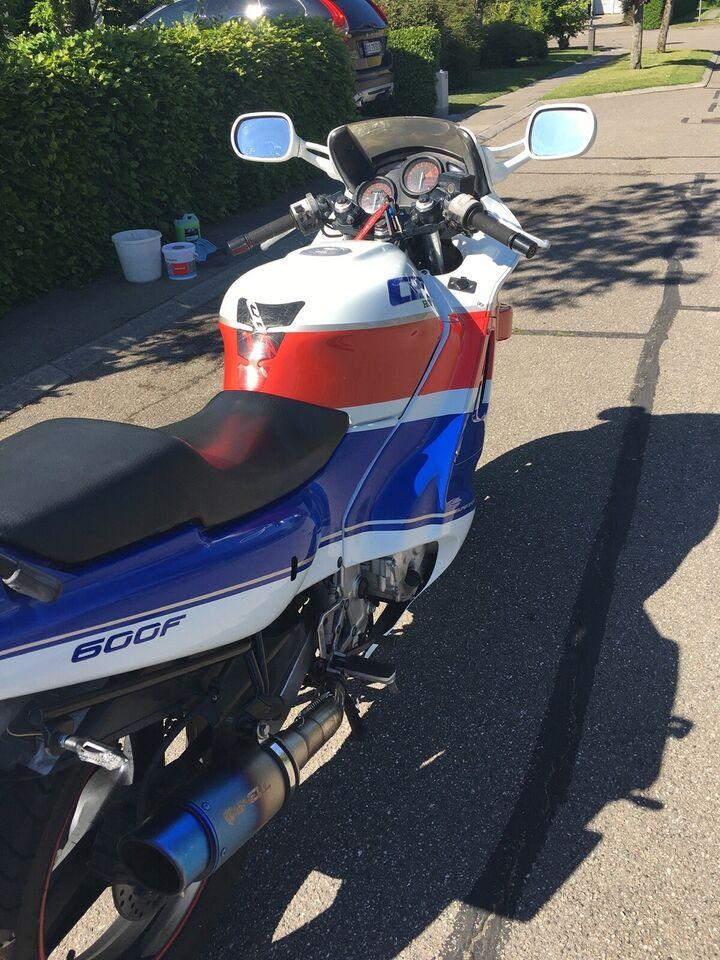 Honda, CBR, 600 ccm