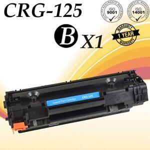 10 Compatible Canon 125 CRG125 Black Toner Lots for ImageClass LBP6000 LBP6030w
