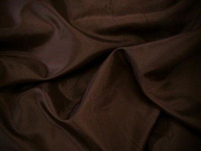 Dress Lining Anti Static Dress Fabric 150cm Dark Brown SOLD PER METRE
