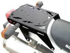 Suzuki DR650 Aluminum Rear Luggage Rack Black DR 650 DR650S