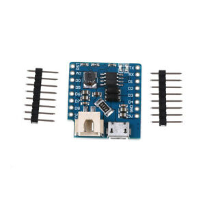 WeMos D1 mini Single Lithium Battery Charging Board D1 Lithium Battery Boos#V