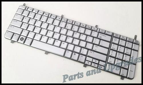OEM HP HDX X18 X18-1000 X18T X18T-1000 Silver US Keyboard 496878-001 AEUT7U00010