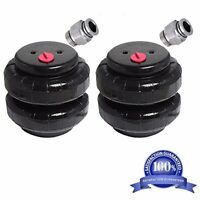 Air Ride Suspension Air Bags Standard 2500 1/2npt Kit Replacement Part Fittings