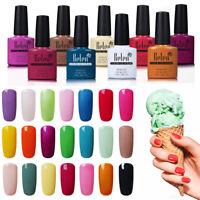 Belen UV LED Top Base Coat Primer Soak-off Nail Gel Polish Manicure Pedicure UK