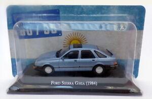 ALTAYA-1-43-Escala-Modelo-Coche-A2620B-1984-Ford-Sierra-Ghia-Azul