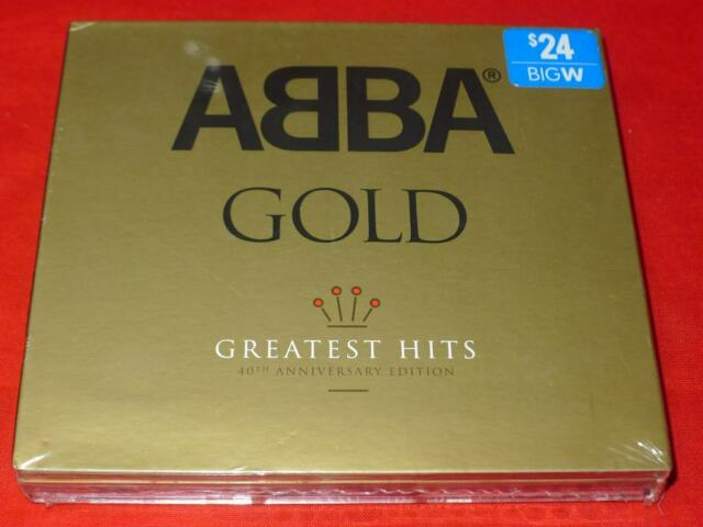 Gold: Greatest Hits by ABBA  3CD