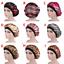 Adjustable-Wide-Band-Satin-Bonnet-Hair-Cap-Night-Sleep-Hat-Turban-for-Womens-1pc thumbnail 3
