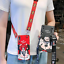 For-iPhone-11-Pro-Max-XS-7-8-Cute-Minnie-Mickey-Strap-Case-Cover-amp-Stand-Holder miniature 1