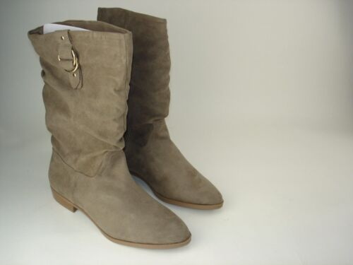 APT.9 Womens Boots Taupe New