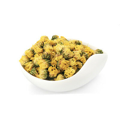 Organic Premium Golden Fetal Chrysanthemum Bud Flower Tea Herb Tea