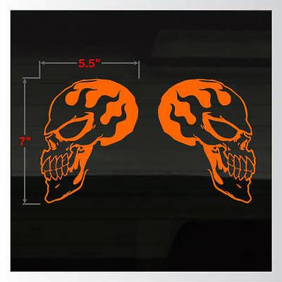 Life Of Agony Skulls Car Bumper Sticker Decal 3/'/' or 5/'/'