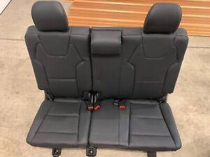 2020 Kia Telluride EX Third Row Folding Seat in Black ...