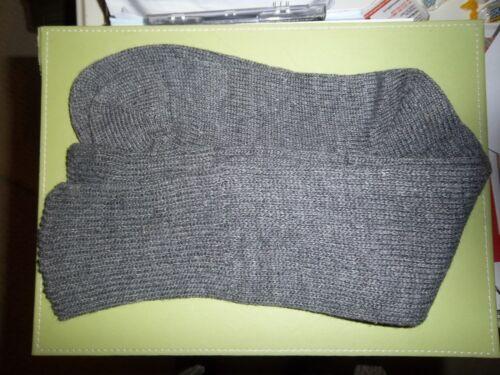 Army//Police DDR Grey Socks-1980s NVA // VOPO -UNISSUED-NEW-Size 29 East German