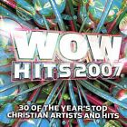 WOW Hits 2007 by Various Artists (CD, Oct-2006, 2 Discs, Sparrow Records)