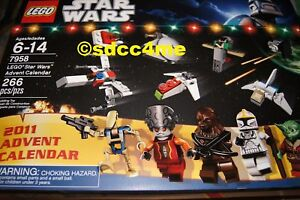 SDCC-Exclusive-LEGO-Star-Wars-2011-Advent-Calendar-Limited-Edition-Set-New-NRFB