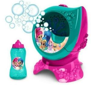 Shimmer-amp-Shine-Bubble-Machine-For-Girls-With-Bubble-Solution