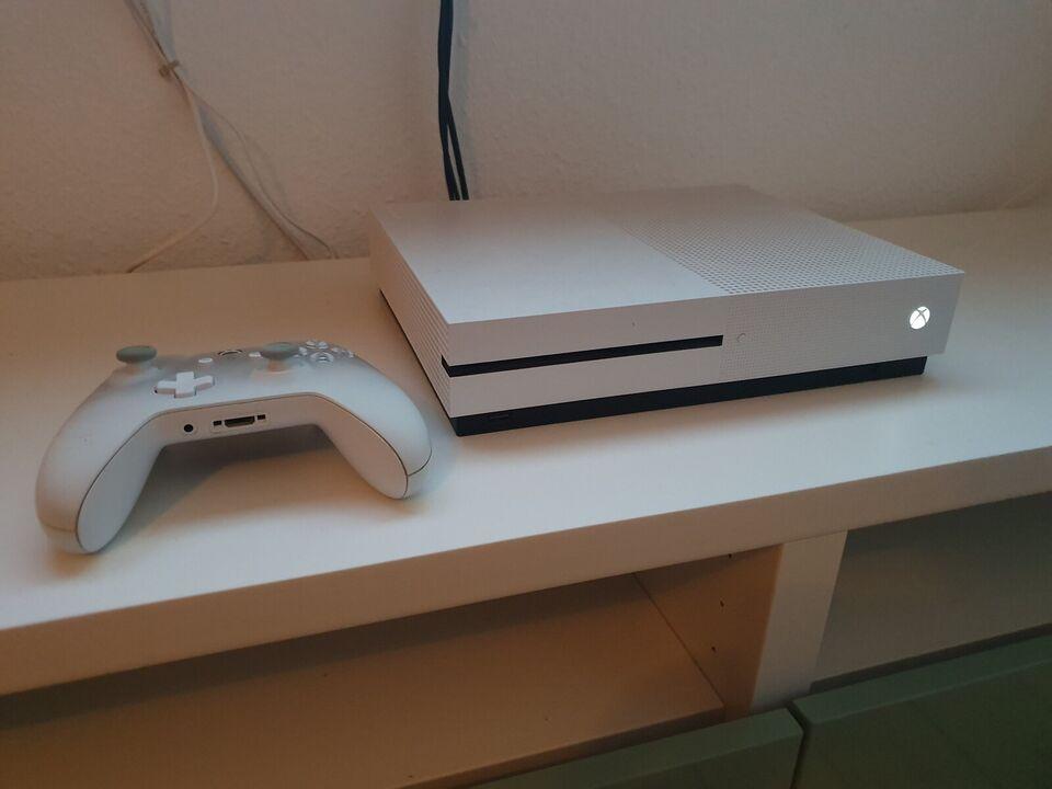 Xbox One S, 500 gb, Perfekt