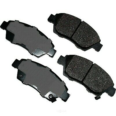 Premium Ceramic Disc Brake Pad FRONT NEW Set With Shims Fits Honda Acura KFE948